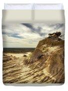 Mungo National Park, Australia Duvet Cover
