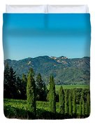 Napa Valley Duvet Cover