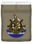 Nautical Collection Duvet Cover