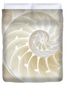 Nautilus 3by4 Duvet Cover