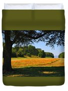 Ncdot Wildflowers Duvet Cover