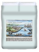 New Amsterdam Duvet Cover
