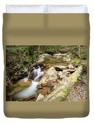 New England Waterfall Duvet Cover