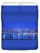 New York City Ny Duvet Cover