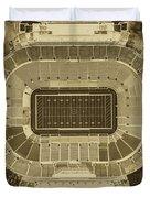 Notre Dame Stadium Duvet Cover