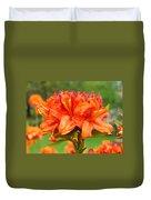 Office Art Prints Azaleas Botanical Landscape 11 Giclee Prints Baslee Troutman Duvet Cover