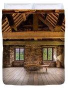 Old House Interior Duvet Cover