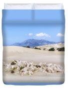 Patara Beach - Turkey Duvet Cover