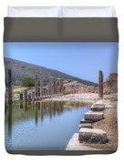 Patara - Turkey Duvet Cover