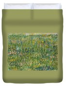 Patch Of Grass Duvet Cover