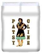 Patsy Cline Duvet Cover