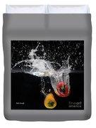 2 Pepper Splash Duvet Cover