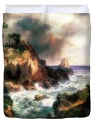 Point Lobos, Monterey, California Duvet Cover