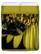 Pollen Collector 3 Duvet Cover