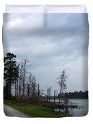 Pond's Edge Duvet Cover