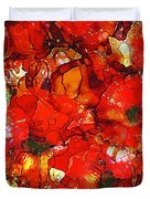 Poppies Duvet Cover