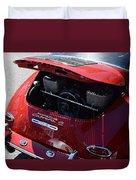 Porsche Duvet Cover