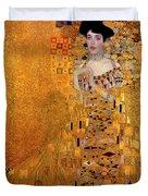 Portrait Of Adele Bloch-bauer Duvet Cover