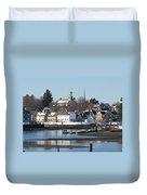 Portsmouth, New Hampshire Duvet Cover