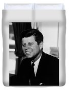 President Kennedy Duvet Cover