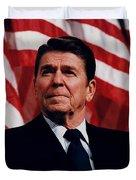 President Ronald Reagan Duvet Cover