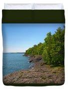 Presque Isle Duvet Cover