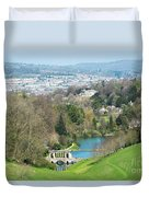 Prior Park, Bath Duvet Cover