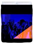 Public Enemy Collection Duvet Cover