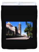 Puebla Mexico 4 Duvet Cover