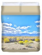 Pure Country Duvet Cover