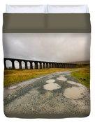Ribblehead Viaduct Duvet Cover