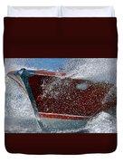 Riva Splash Duvet Cover