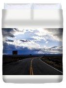 Road 2 Duvet Cover