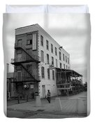 Rochester New York - Jimmy Mac's Bar Duvet Cover