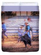 Rodeo Rider Duvet Cover