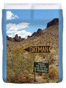 Route 66 - Arizona Duvet Cover