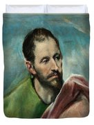 Saint James The Younger Duvet Cover