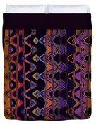 Sally's Shower Curtain Duvet Cover