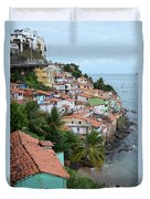 Salvador Da Bahia - Brazil Duvet Cover