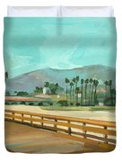 Santa Barbara Duvet Cover