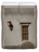 Santa Fe - Adobe Window And Light Duvet Cover