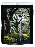 Savannah Spring Perspective Duvet Cover