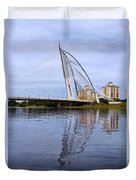 Seri Wawasan Bridge Duvet Cover