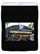 Shoreline Amphitheatre - Dead And Company Duvet Cover