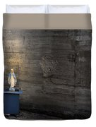 Shrine Duvet Cover