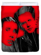 Simon And Garfunkel Collection Duvet Cover