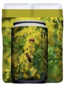 Small Insect Duvet Cover