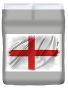 St George's Cross Duvet Cover