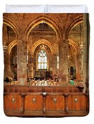 St Giles' Cathedral, Edinburgh Duvet Cover