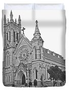 St. Mary Cathedral Duvet Cover